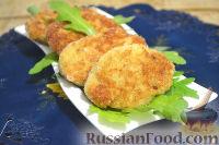 Фото к рецепту: Котлеты из толстолобика