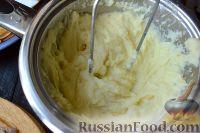 Фото приготовления рецепта: Роллы из блинчиков - шаг №3