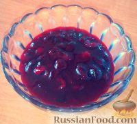 Фото к рецепту: Чатни из вишни