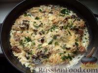 Фото к рецепту: Рыба под сметанным соусом