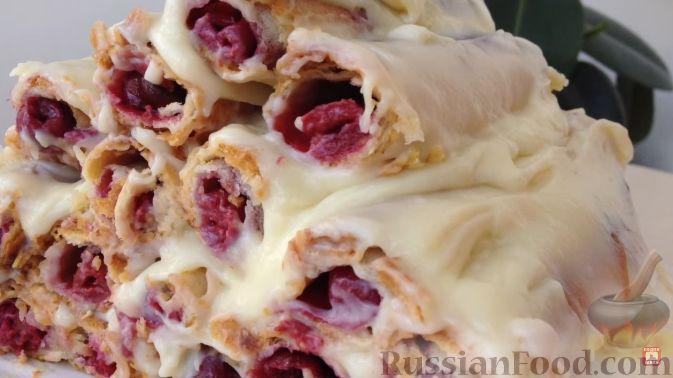 Комментарии к рецепту: Торт «Монастырская изба» изоражения