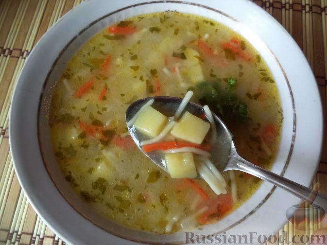 рецепты супов кортифельных