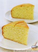 Фото к рецепту: Лимонный пирог