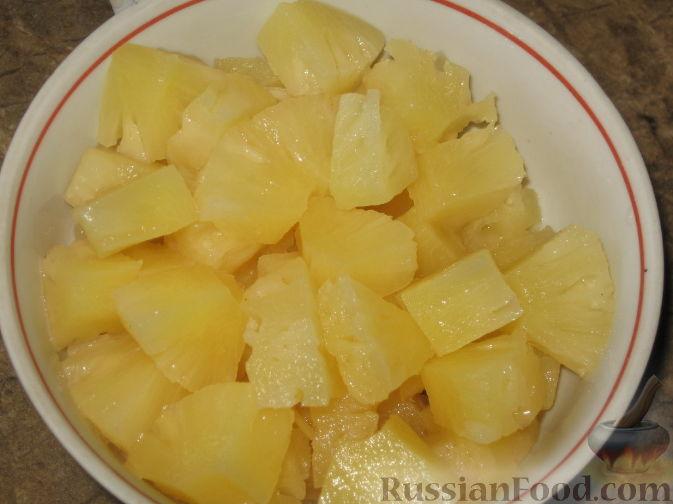 варенье из ананасов рецепт