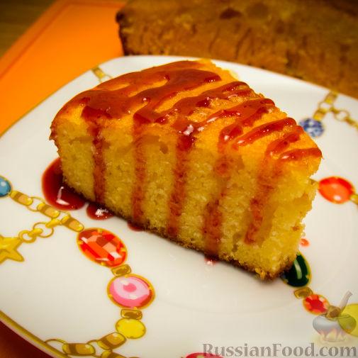 торт манник рецепт классический