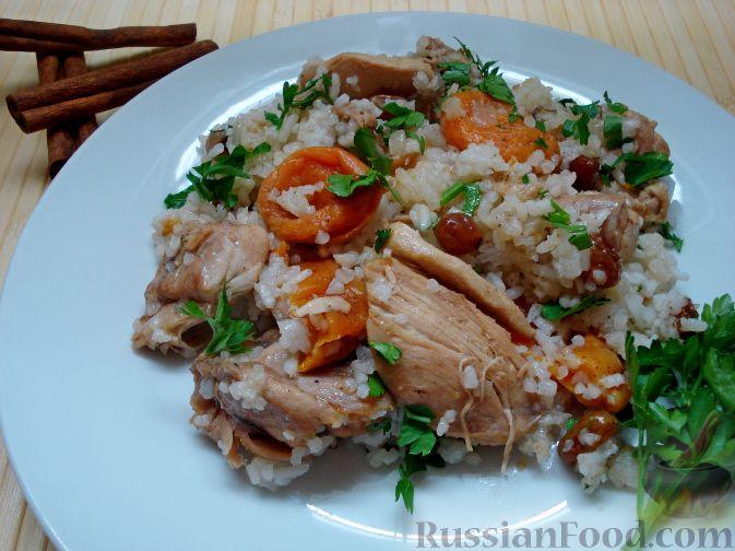 куриные бедрышки с рисом оксана путан