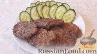 Фото к рецепту: Печёночные котлеты