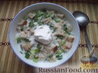 Фото к рецепту: Окрошка по-армянски