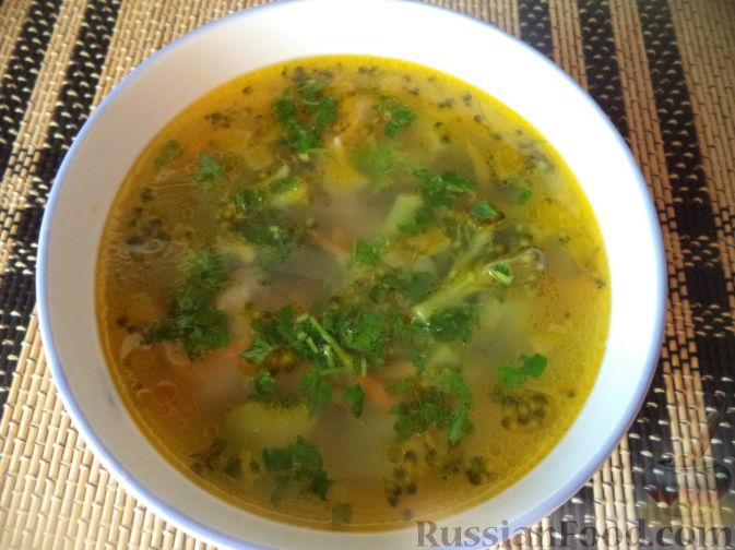 рецепт супа из говядины с картошкой