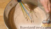 Фото приготовления рецепта: Бисквит «Шоколад на кипятке» со сметанным кремом - шаг №1