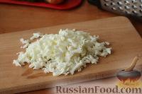 """Фото приготовления рецепта: Слоеный салат """"Нежность"""" - шаг №7"""
