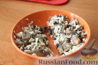 """Фото приготовления рецепта: Слоеный салат """"Нежность"""" - шаг №10"""