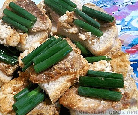 Рецепт Простые и вкусные бутерброды со свининой