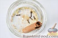 Фото приготовления рецепта: Маринованная черешня (на зиму) - шаг №9