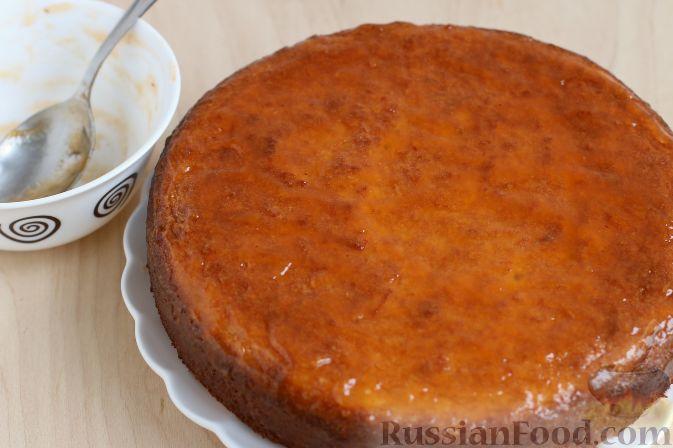 Слоеный торт с заварным кремом , пошаговый рецепт с фото | 448x673