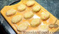 Фото приготовления рецепта: Домашние овощные котлеты (в духовке) - шаг №7