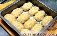 Фото приготовления рецепта: Домашние овощные котлеты (в духовке) - шаг №8