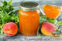 Фото к рецепту: Абрикосово-апельсиновый джем (на зиму)