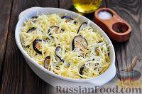 """Фото приготовления рецепта: Баклажаны """"Пармиджано"""" - шаг №11"""