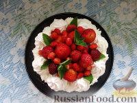 """Фото к рецепту: Торт """"Павлова"""""""