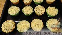 Картофельные корзиночки с шампиньонами - рецепт пошаговый с фото