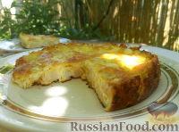 Фото к рецепту: Запеканка из цветной капусты с творогом
