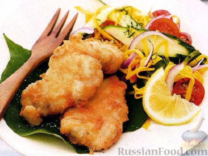 Кляр для рыбы: пошаговые 39