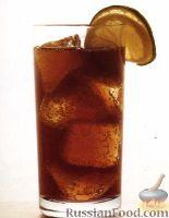 Фото к рецепту: Коктейль Куба Либре (Cuba Libre)