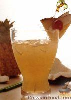 Фото к рецепту: Коктейль Пина Колада (Pina Colada)