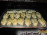 Фото приготовления рецепта: Пирожки с капустой - шаг №3