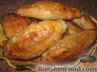Фото приготовления рецепта: Пирожки с капустой - шаг №4