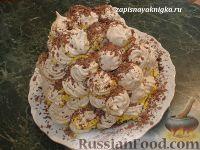 Фото к рецепту: Торт «Графские развалины» из безе