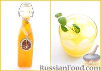 Фото к рецепту: Апельсиновый ликёр