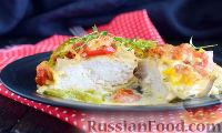 """Фото приготовления рецепта: Курица """"Пикассо"""" - шаг №16"""