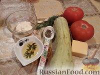 Помидоры фаршированные кабачками на сковороде - рецепт пошаговый с фото