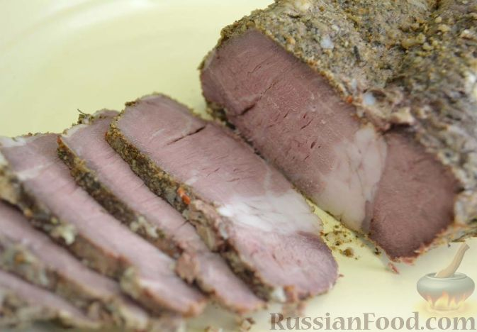 Рецепт бутербродов из мяса