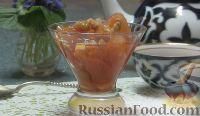 Фото к рецепту: Варенье из айвы, с орехами и лимоном
