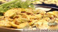 Фото к рецепту: Кабачки в сметанном соусе
