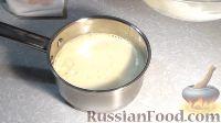 """Фото приготовления рецепта: Домашнее мороженое """"Пломбир"""" - шаг №4"""