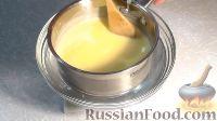 """Фото приготовления рецепта: Домашнее мороженое """"Пломбир"""" - шаг №5"""