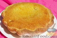 Фото к рецепту: Абрикосовый пирог с манкой