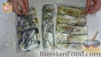 Фото приготовления рецепта: Заморозка кабачков и баклажанов (на зиму) - шаг №5