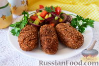 Фото к рецепту: Рыбные палочки