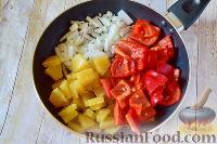 Фото приготовления рецепта: Свинина в кисло-сладком соусе - шаг №13
