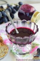 Фото к рецепту: Виноградный джем