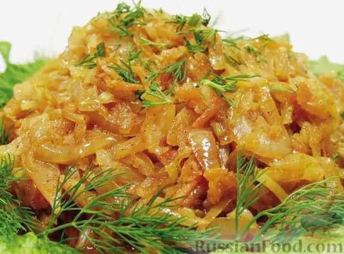 солянка из свежей капусты в казане рецепт с фото