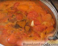 Фото приготовления рецепта: Домашний кетчуп на зиму - шаг №2