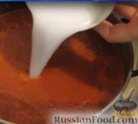 Фото приготовления рецепта: Домашний кетчуп на зиму - шаг №5