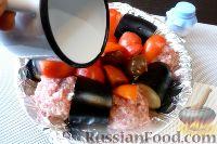 Фото приготовления рецепта: Тава-кебаб (в духовке) - шаг №12