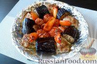 Фото приготовления рецепта: Тава-кебаб (в духовке) - шаг №14